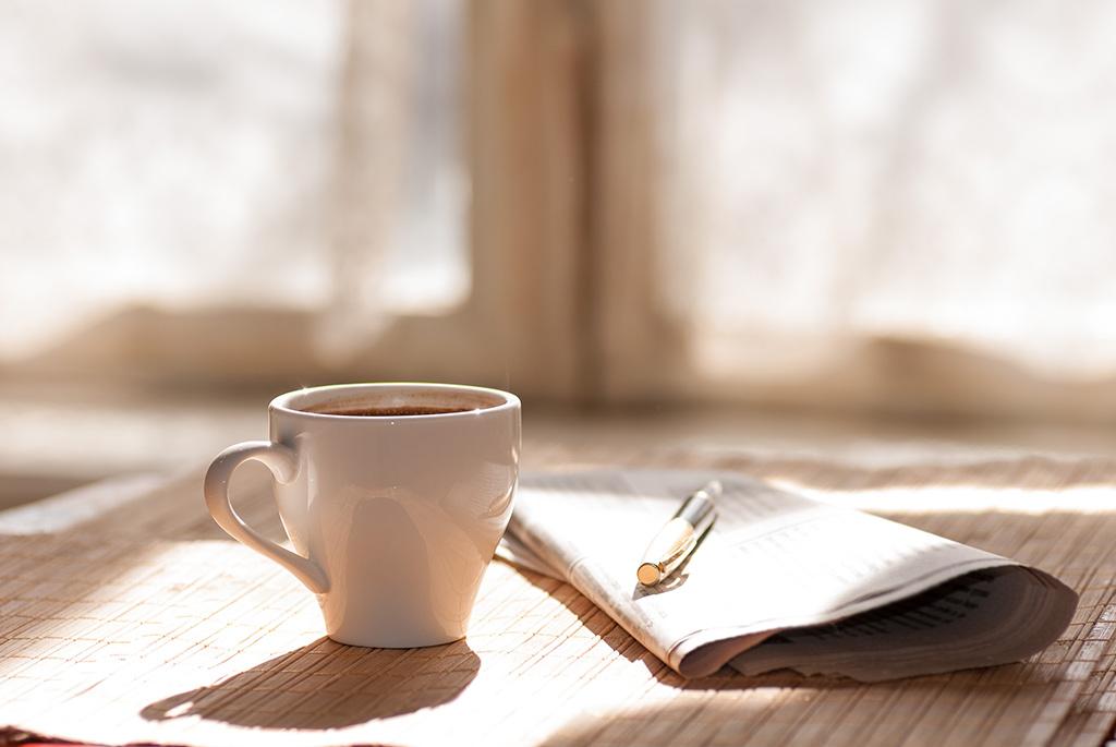 Apprendre à bien savourer son café matinal