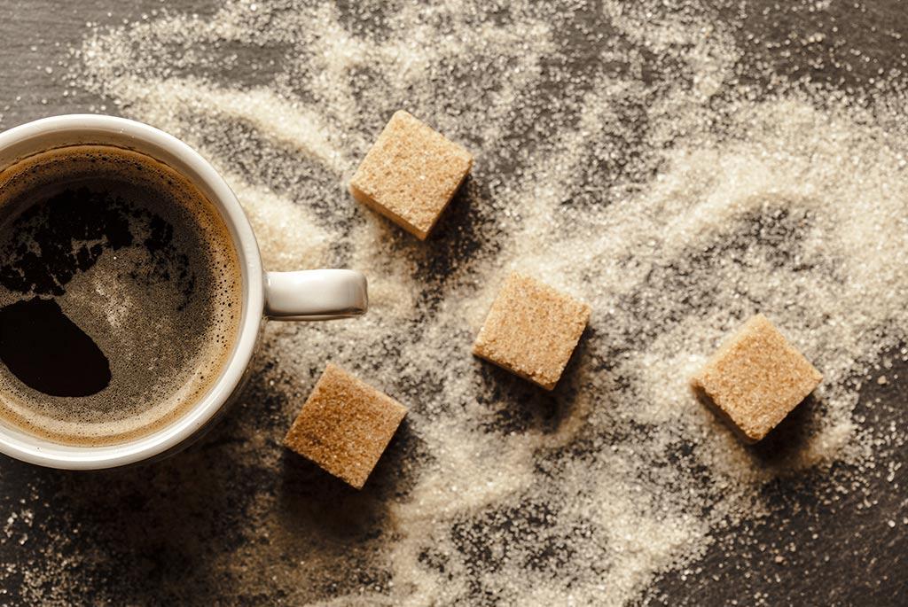 Trucs santé - Les façons saines de remplacer le sucre de voter café.