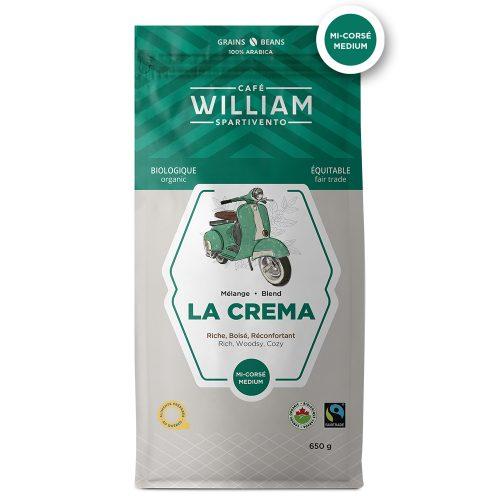 La crema - 650g en grains