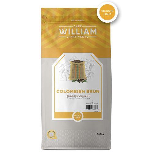 Café William Colombien brun