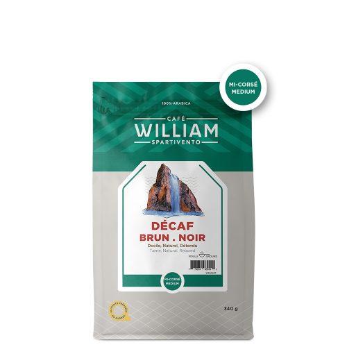 Décaf brun/noir - 340g filtre