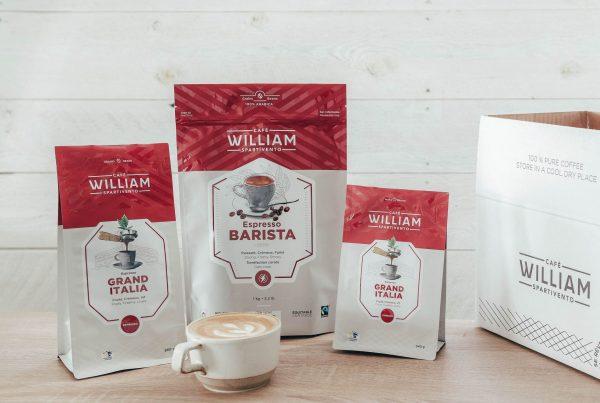 Gamme espresso William