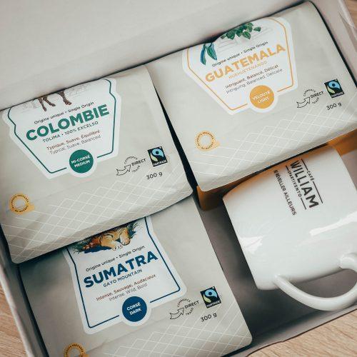 Coffret Fairtrade