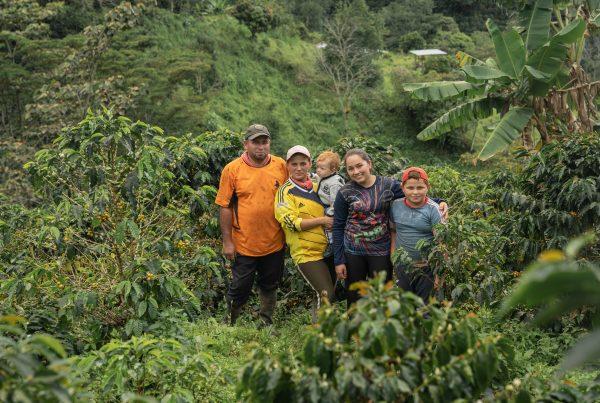 Famille Fairtrade