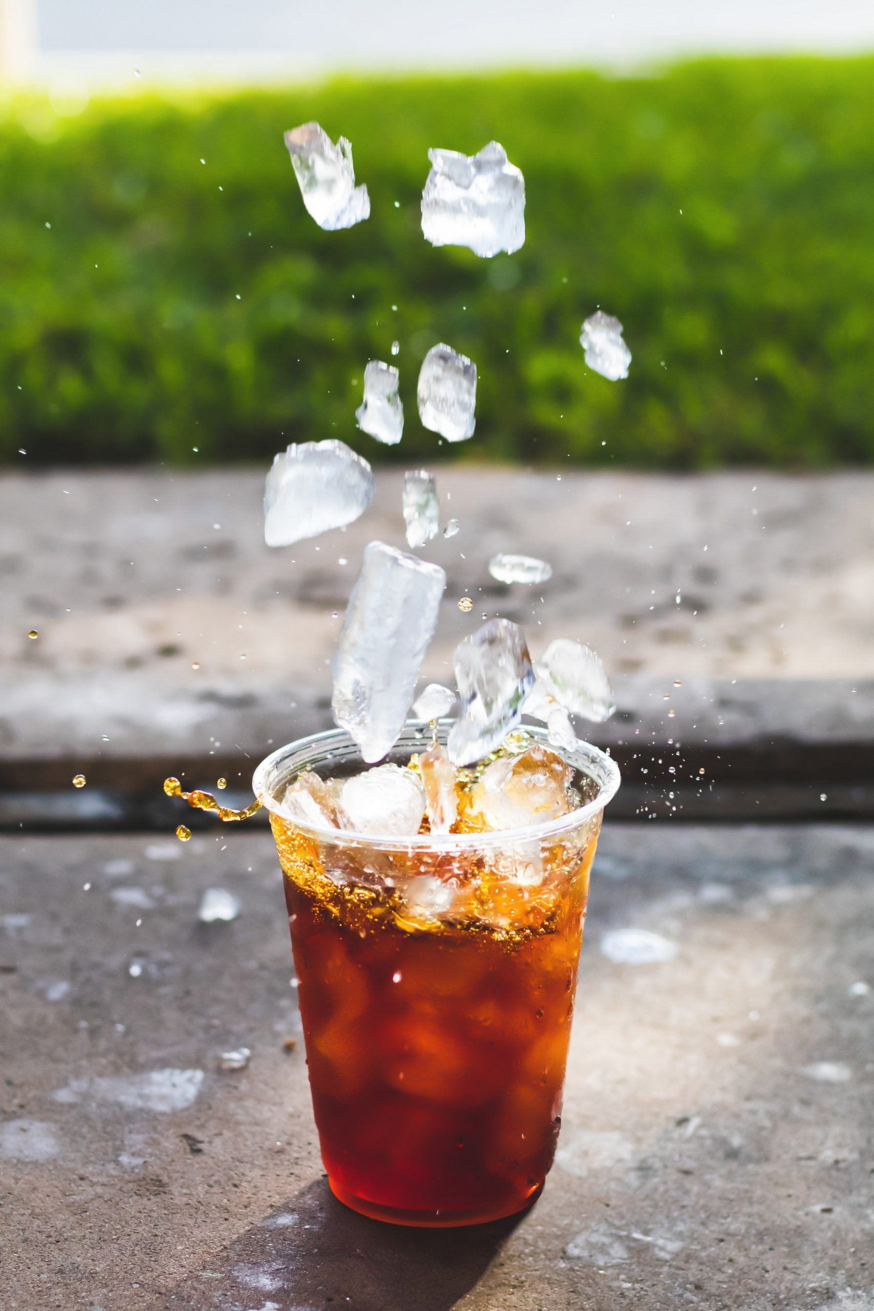 iced cold brew